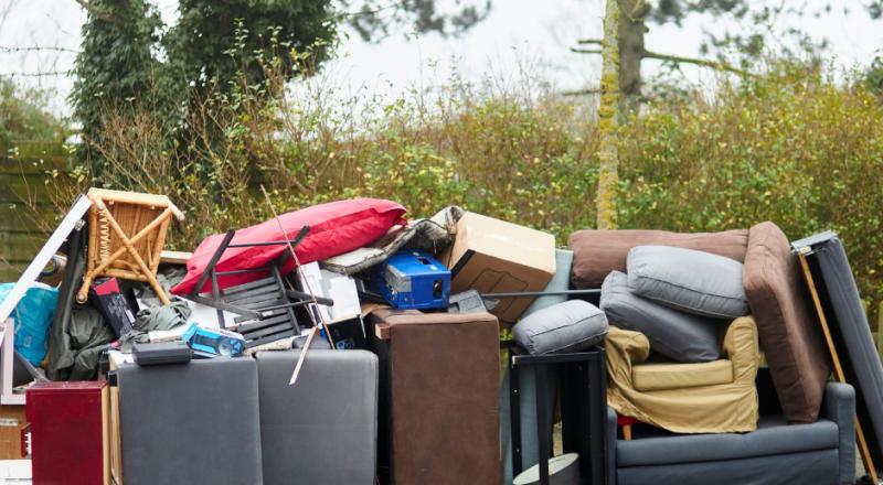 Collecte des résidus encombrants résidentiels